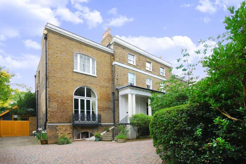 8 Bedrooms Detached House for sale in Champion Hill, Denmark Hill, SE5