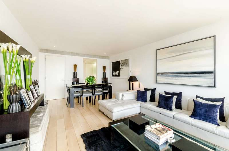 2 Bedrooms Flat for sale in Hester Road, Battersea, SW11