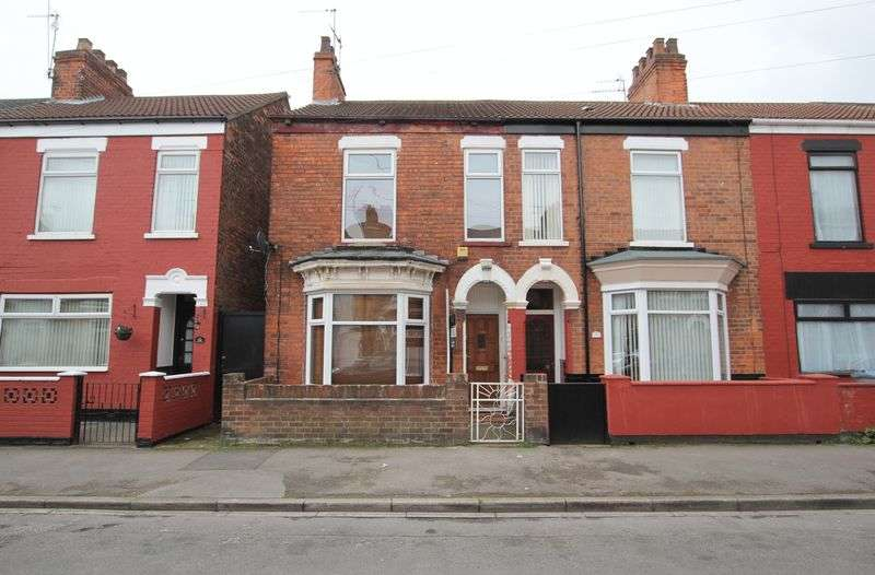 3 Bedrooms Terraced House for sale in Kings Bench Street, Hull