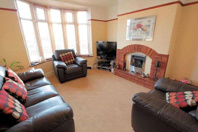 3 Bedrooms Semi Detached House for sale in Rhuddlan Road, Rhyl