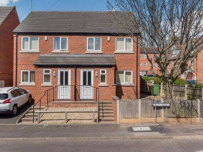 3 Bedrooms House for sale in Olga Road, Nottingham, Nottinghamshire