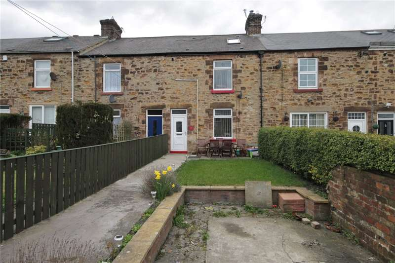 3 Bedrooms Terraced House for sale in Roseberry Terrace, Consett, County Durham, DH8