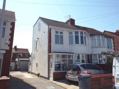 5 Bedrooms Semi Detached House for sale in Fernhurst Avenue, Blackpool, Lancashire, FY4