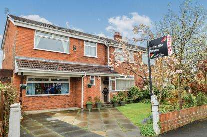 4 Bedrooms Semi Detached House for sale in Park Road, Formby, Liverpool, Merseyside, L37