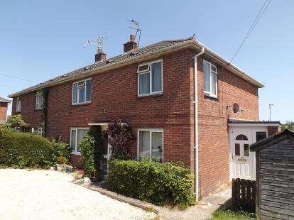 2 Bedrooms Maisonette Flat for sale in Gillingham, Dorset