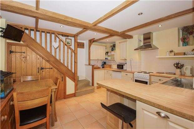 2 Bedrooms Cottage House for sale in Church Lane, Old Sodbury, BRISTOL, BS37 6NB