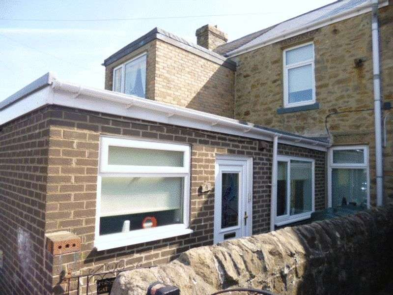 2 Bedrooms Terraced House for sale in Prospect Terrace, Cockfield