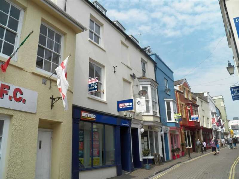 Flat for sale in Upper Frog Street, Tenby