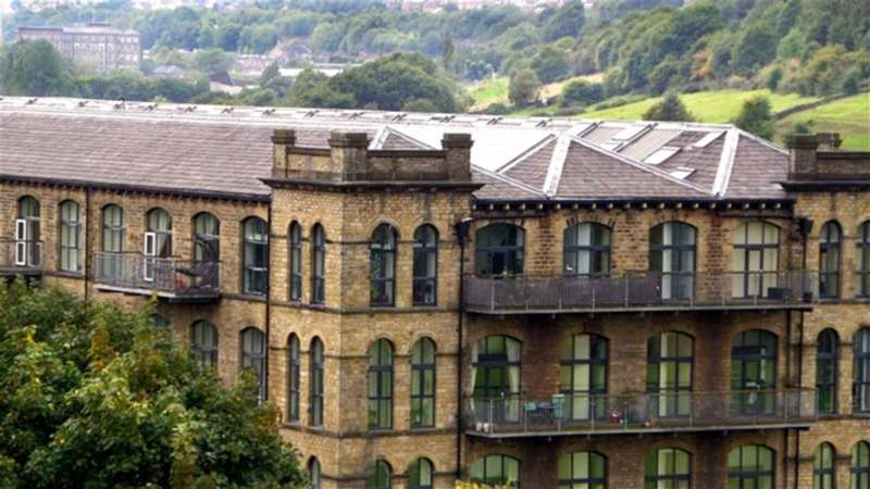 2 Bedrooms Property for sale in Titanic Mills, Low Westwood Lane, HUDDERSFIELD, West Yorkshire, HD7