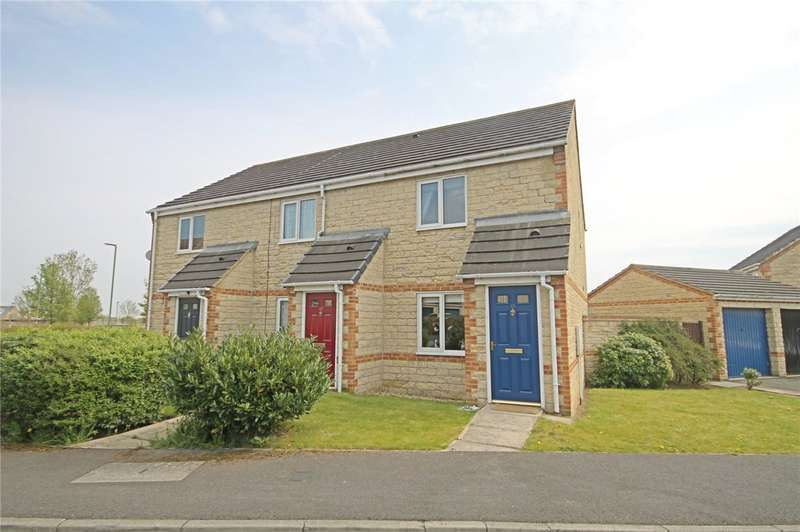 2 Bedrooms End Of Terrace House for sale in Ashtree Close, Newton Aycliffe, Durham, DL5