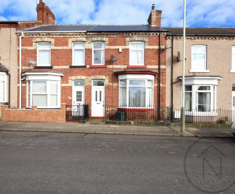 3 Bedrooms Terraced House for sale in Westmoreland Street, Darlington