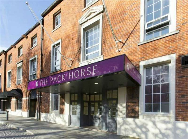 1 Bedroom Flat for sale in The Pack Horse, Nelson Square, Bolton, Lancashire