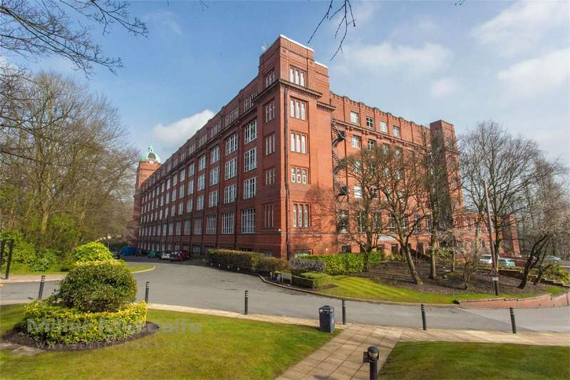 2 Bedrooms Flat for sale in Holden Mill, Blackburn Road, Astley Bridge, Bolton, Lancashire