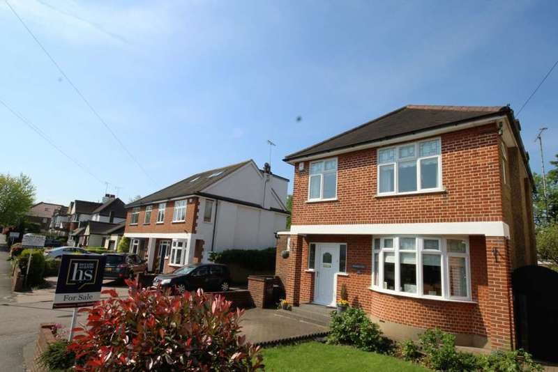3 Bedrooms Detached House for sale in Shorter Avenue Shenfield