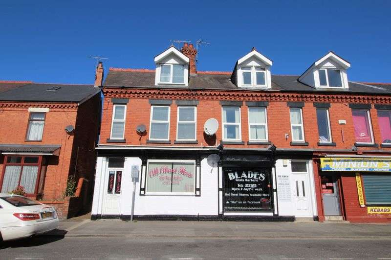 2 Bedrooms Commercial Property for sale in Ruabon Road, Wrexham