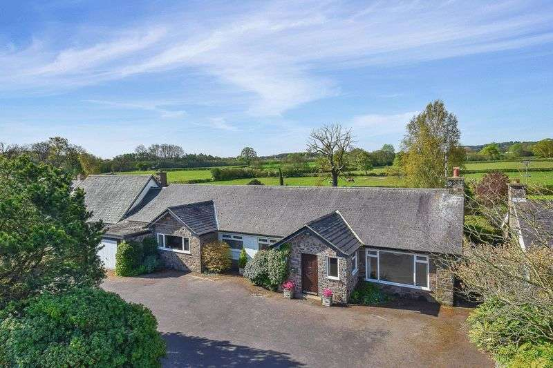 4 Bedrooms Detached Bungalow for sale in Main Street, Swithland