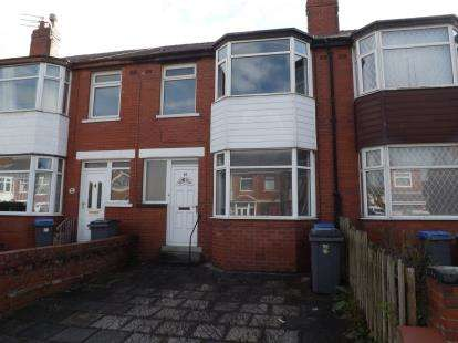 3 Bedrooms Terraced House for sale in Abbotsford Road, Blackpool, Lancashire, FY3