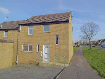 3 Bedrooms Semi Detached House for sale in Lane House Close, Blackburn, Lancashire, BB2