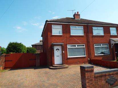 3 Bedrooms Semi Detached House for sale in Clipsley Crescent, Haydock, St. Helens, Merseyside, WA11
