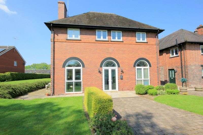 2 Bedrooms Flat for sale in Kings Oak Court, Tittensor