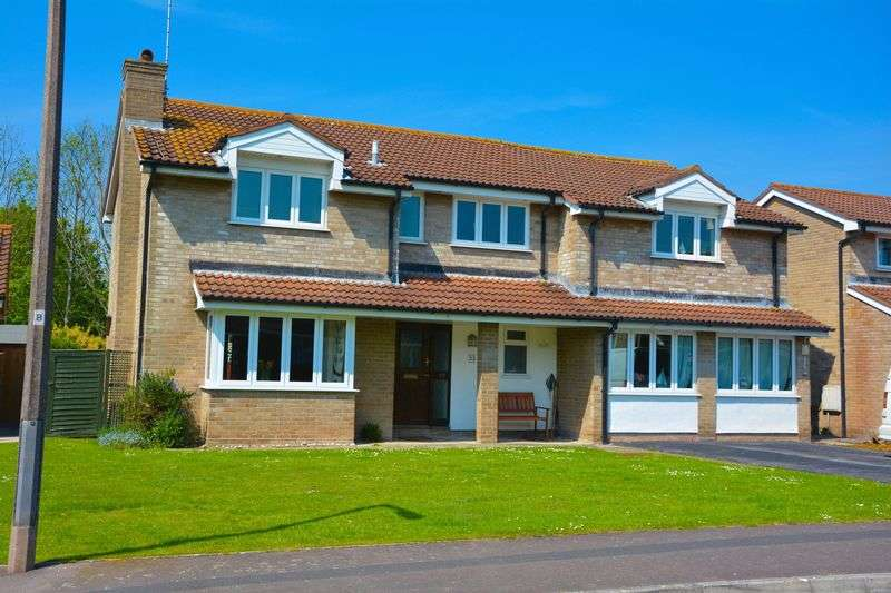 6 Bedrooms Detached House for sale in Thornbury Drive, Weston-Super-Mare