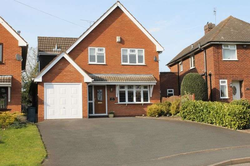 4 Bedrooms Detached House for sale in Cannock Road, Penkridge
