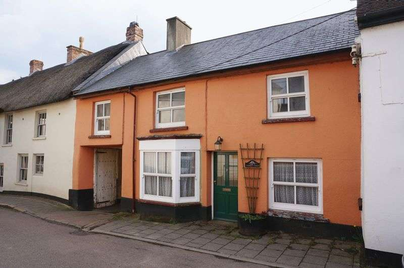 3 Bedrooms Cottage House for sale in Market Street, Hatherleigh. EX20 3JN