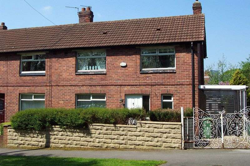 3 Bedrooms Semi Detached House for sale in Woodside View, Leeds