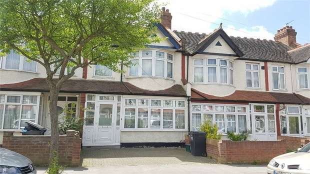 3 Bedrooms Terraced House for sale in Mayfield Road, Thornton Heath