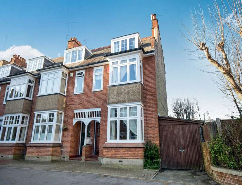 4 Bedrooms Semi Detached House for sale in Cadogan Gardens, Tunbridge Wells, TN1