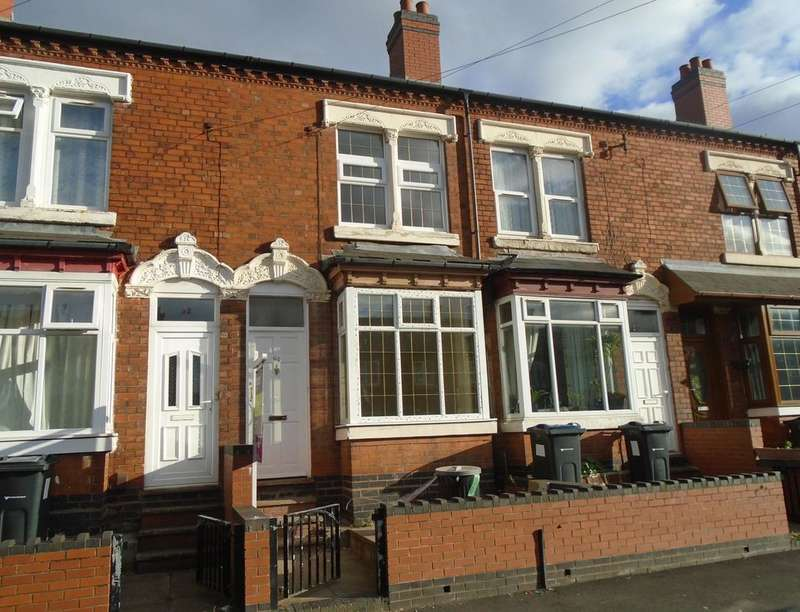 3 Bedrooms Property for sale in Shenstone Road, Edgbaston, Birmingham, B16
