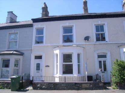3 Bedrooms Terraced House for sale in Dinorwic Street, Caernarfon, Gwynedd, LL55