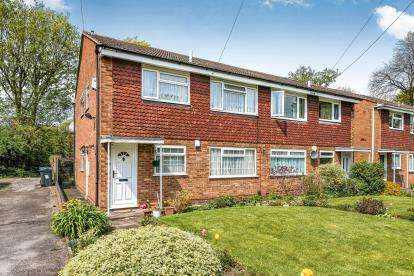 2 Bedrooms Maisonette Flat for sale in Kingsmere Close, Erdington, Birmingham, West Midlands