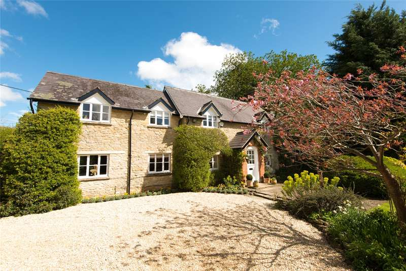 5 Bedrooms Detached House for sale in Shipton-on-Cherwell, Oxford, OX5
