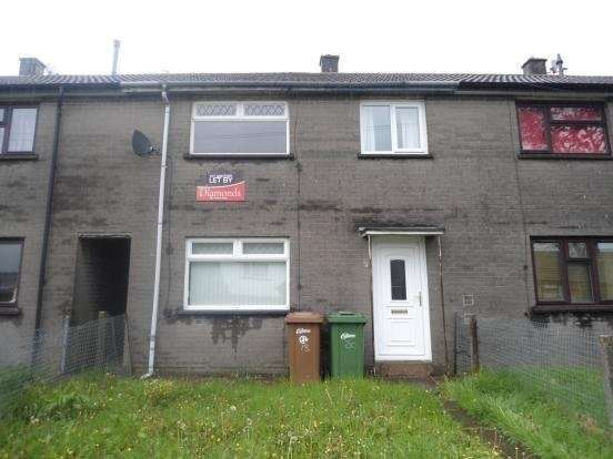 3 Bedrooms Property for sale in Heathfield Walk, Aberbargoed