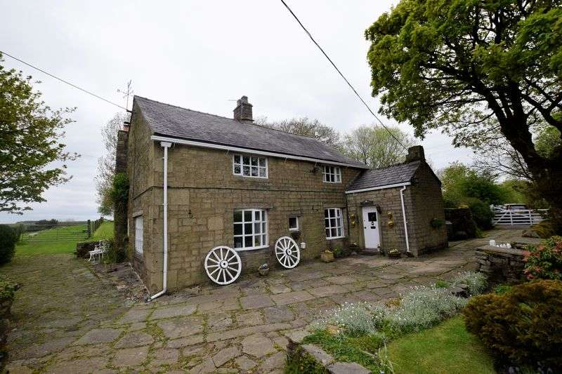 3 Bedrooms Detached House for sale in School Lane, Edgworth DETACHED FARMHOUSE, CIRCA 5 ACRES, STABLES, OUTBUILDINGS