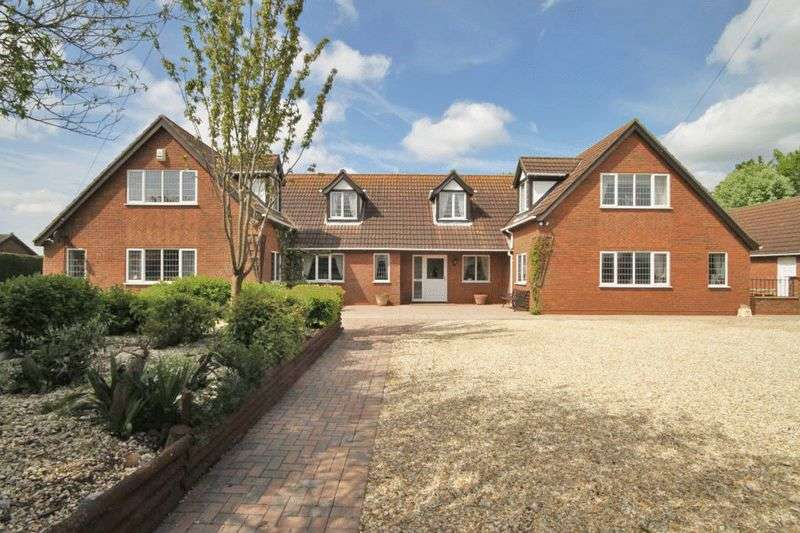 5 Bedrooms Detached House for sale in HUMBERSTON ROAD, TETNEY