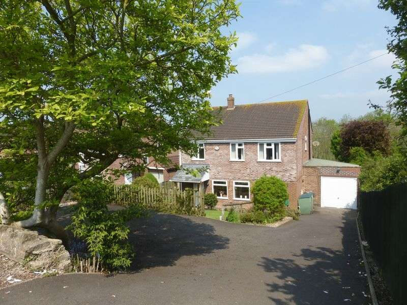 4 Bedrooms Detached House for sale in Combe Street Lane, Yeovil
