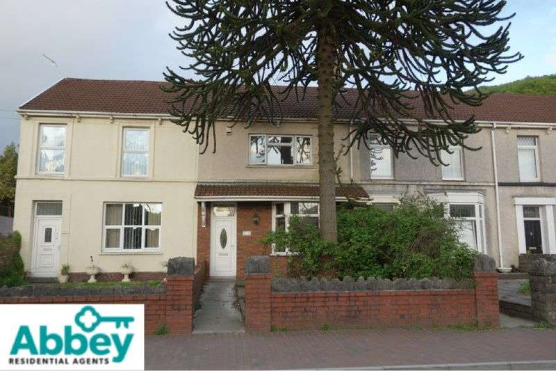 3 Bedrooms Terraced House for sale in Neath Road, Briton Ferry, Neath, SA11 2AX