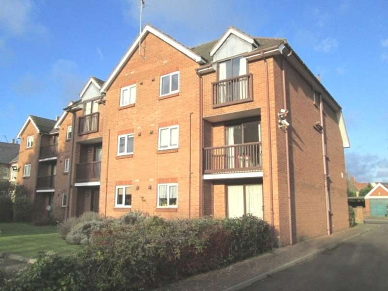2 Bedrooms Apartment Flat for sale in Stuart Court, Peterborough
