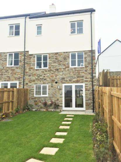 4 Bedrooms End Of Terrace House for sale in Fowey