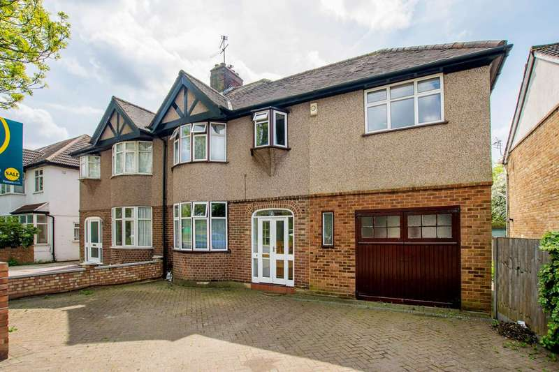 4 Bedrooms House for sale in Ruislip Road East, Ealing, W13