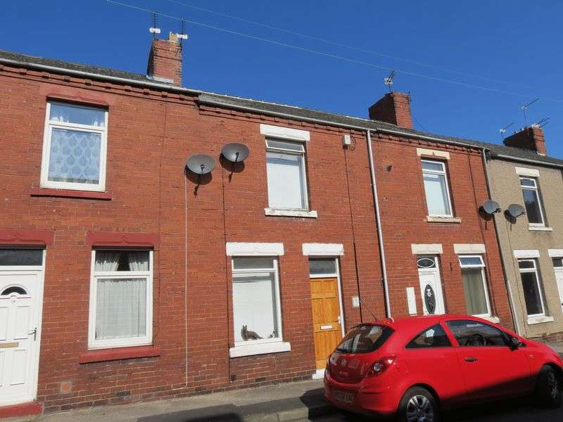 2 Bedrooms Terraced House for sale in Fourth Street, Blackhall
