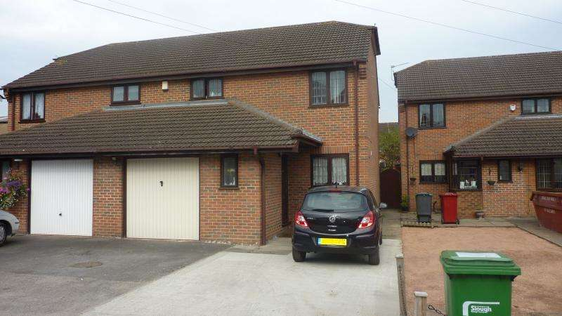 3 Bedrooms Semi Detached House for sale in Broad Oak