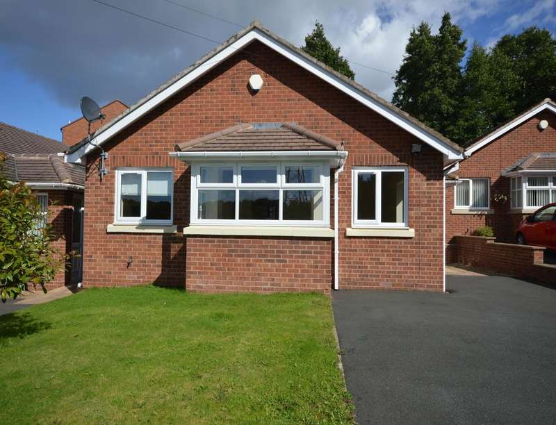 3 Bedrooms Detached Bungalow for sale in Western Rise, Ketley, Telford, TF1
