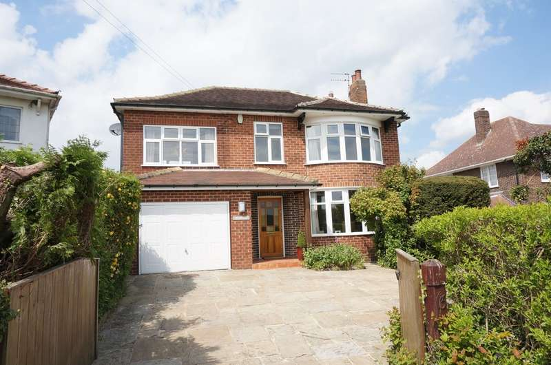 4 Bedrooms Detached House for sale in Fieldhead Drive, Barwick in Elmet, LS15