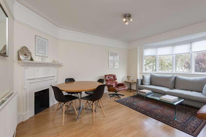 3 Bedrooms Flat for sale in Hampstead Gardens, Golders Green