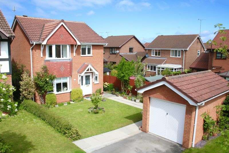 3 Bedrooms Detached House for sale in Rhodfa Criccieth, Bodelwyddan