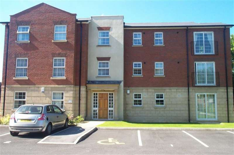 2 Bedrooms Flat for sale in Wentworth Court, Higher Lane, Manchester