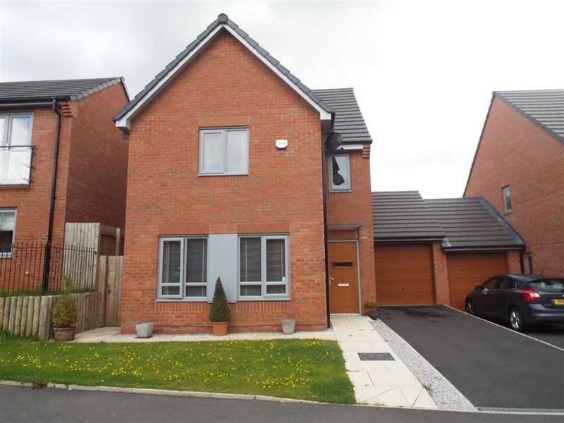 4 Bedrooms Property for sale in Greene Way, Salford